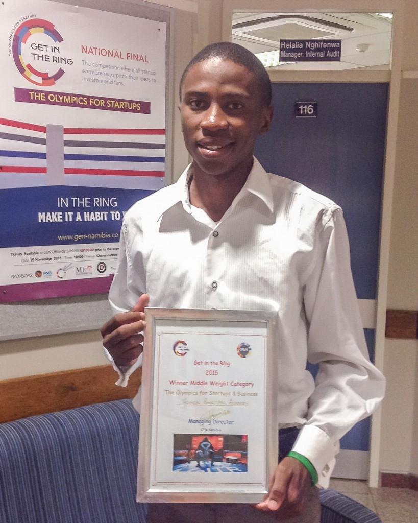 Titus Mwahafa